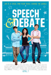 Speech & Debate (2017) poster