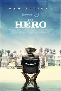 The Hero (2017) poster