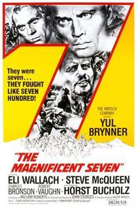The Magnificent Seven (1960) poster