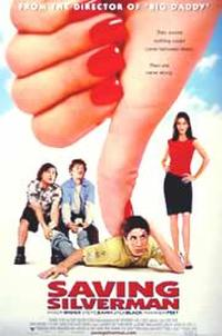 Saving Silverman poster