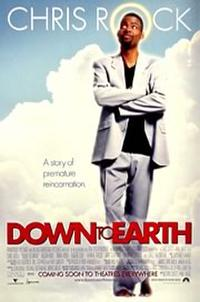 Down to Earth (2001) poster