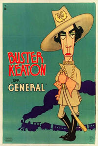 The General (1927) poster