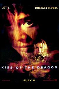 Kiss of the Dragon poster