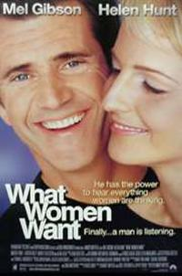 What Women Want (2000) poster