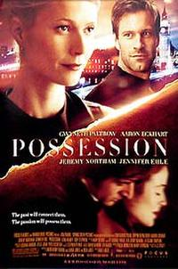 Possession (2002) poster