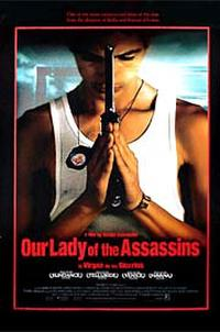 Our Lady of the Assassins poster