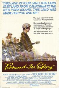 Bound for Glory (1976) poster
