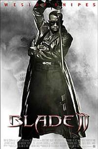 Blade II poster