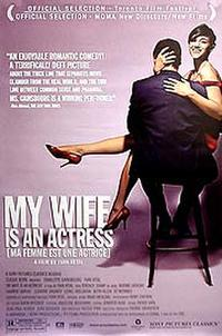 My Wife Is an Actress poster