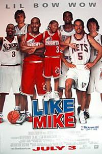 Like Mike poster