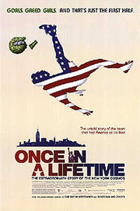 Once in a Lifetime poster