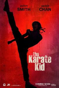 The Karate Kid (2010) poster