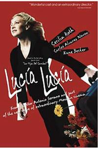 Lucia, Lucia poster