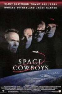 Space Cowboys poster