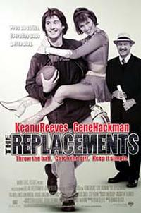 The Replacements poster