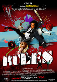 Rules (2009) poster