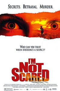 I'm Not Scared poster