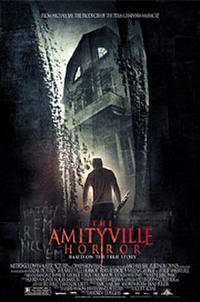 The Amityville Horror (2005) poster
