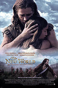 The New World poster
