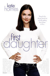 First Daughter poster