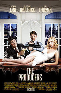 The Producers (2005) poster