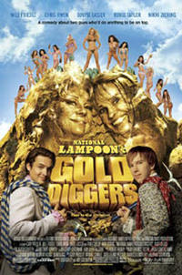 National Lampoon's Gold Diggers poster