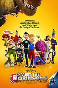 Meet the Robinsons poster
