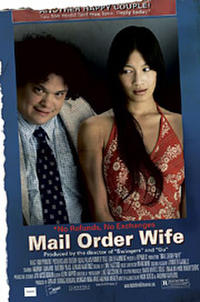 Mail Order Wife poster