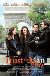 Trust the Man poster