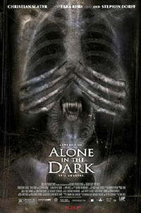 Alone in the Dark (2005) poster