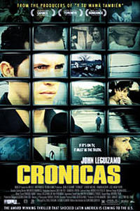 Cronicas poster