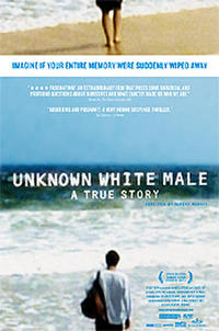 Unknown White Male (2006) poster