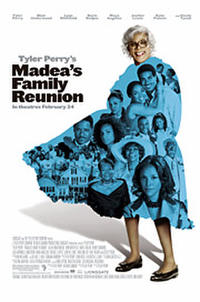 Tyler Perry's Madea's Family Reunion poster