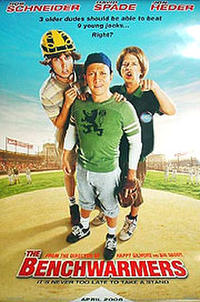 The Benchwarmers poster