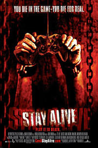 Stay Alive poster