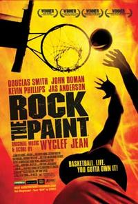 Rock the Paint poster