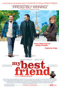 My Best Friend poster