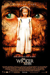 The Wicker Man (2006) poster