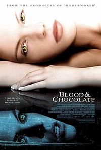Blood and Chocolate poster