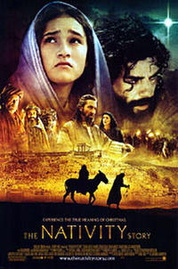 The Nativity Story poster
