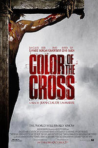 Color of the Cross poster