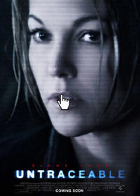 Untraceable poster