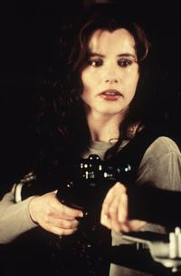 Geena Davis in The Long Kiss Goodnight