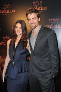 The Twilight Saga: Breaking Dawn - Part 1 Premiere