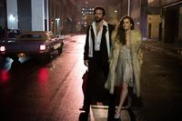 Bradley Cooper and Amy Adams in American Hustle
