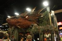 Comic-Con Convention Floor Smaug