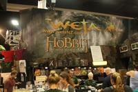 Comic-Con Convention Floor The Hobbit: The Battle of the Five Armies