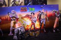 Comic-Con Convention Floor Star Wars Rebels