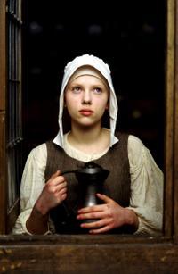Scarlett Johansson in Girl With a Pearl Earring