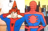 The Many Looks of Spider-Man